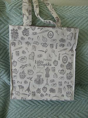 Women's Tote bag Cream with motifs NWOTs