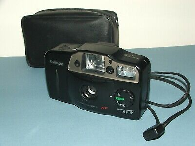 Canon Sure shot AF-7 35mm Compact Film Camera - Full working order