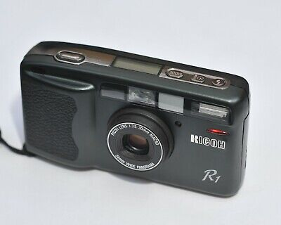 Ricoh GR-1 35mm Compact Film Camera Body Only