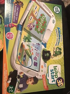 Leapfrog LeapStart 3D Interactive Learning System 2+ Years (blue)