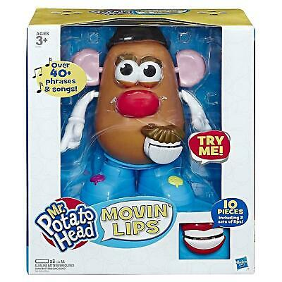 Toy Story 4 Mr Potato Head Talking Movin Lips 40+ Phrases & Songs (Age 3+) NEW
