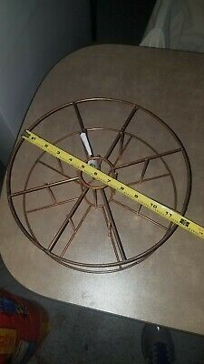 12 Inch Metal Spool