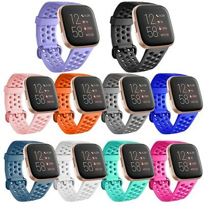 For Fitbit Versa 2 1 Lite Replacement Band Silicone Wrist Strap Sports Wristband