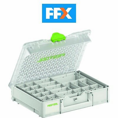 Festool 204852 Systainer 3 Organisateur SYS3 ORG M 89 T-LOC Case