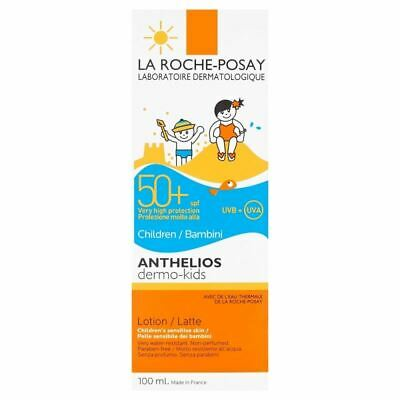 La Roche-Posay Anthelios Dermo-kids Lotion SPF50+ 100ml New