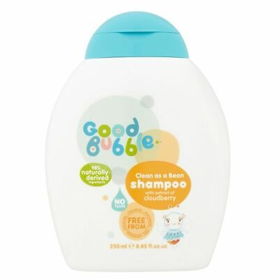 Good Bubble CLOUDBERRY SHAMPOO 250ML New