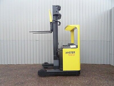 Hyster R1.6H Matrix Used Reach Forklift Truck. (#2466)