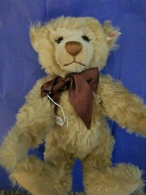 "EAN 420979 BRASS MOHAIR 30 CM TEDDY STEIFF /""STEIFF CLUB ANNUAL EDITION 2009/"""