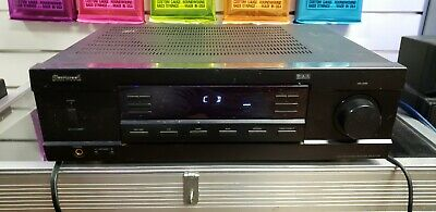 Sherwood RX RX-4109 2 Channel 100 Watt Receiver. Tested, works great.