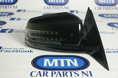 Mercedes Benz S Class W221 RIGHT R Power Folding Wing Mirror Facelift Model