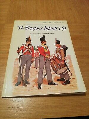 Osprey men At Arms Wellington's Infantry (1)