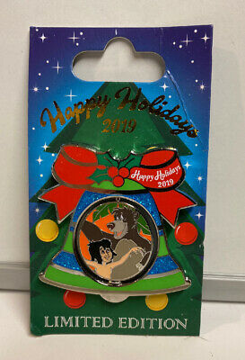 2019 Disney Parks Happy Holidays Pop Century Resort Limited Edition Pin #1500