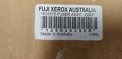 Genuine Xerox 126K29355R Fuser for DocuCentre-IV C4470/4475/5570/5575 See Photo~