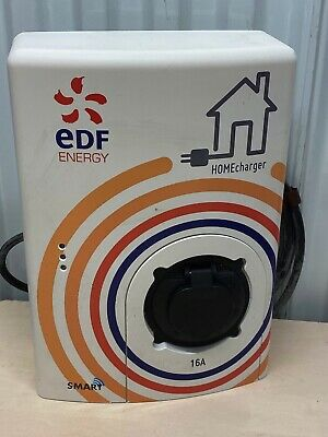 EDF Energy Homecharger - Electric Car Wall Mounted Mains Charger