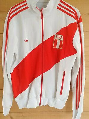 VINTAGE JACKET VESTE Adidas World cup PEROU PERU Originals