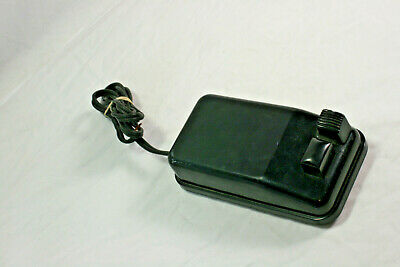 1952 Singer Sewing Machine 128 Foot Speed Control Pedal Part No. 196131 U.S.A.