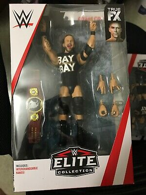 ADAM COLE WWE Mattel Elite 71 NXT UNDISPUTED NORTH AMERICAN TITLE New