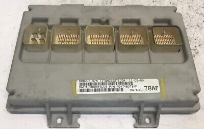 dodge Chrysler Caravan Town And Country Front Bcm 04748479AC Oem