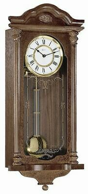 Hermle -fulham- 70509-032214 Wall Clock with Battery-Powered Quartzwerk