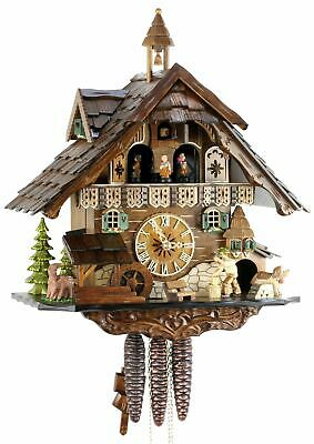 Black Forest House 40cm- Cuckoo Clock Original Black Forest Cuckoo Clock Real