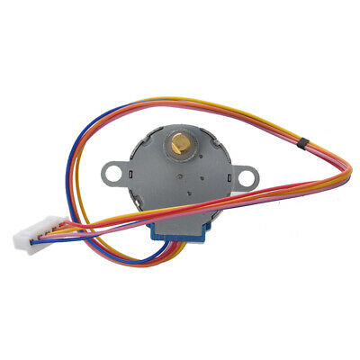 28BYJ-48-5V 4 Phase 5 Wire DC 5V Gear Step Stepper Motor A7O3