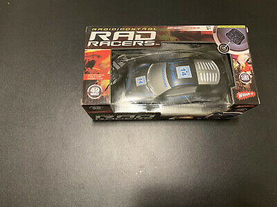 As Seen on TV RC Pocket Racers Remote Controlled Micro Race Car - Black