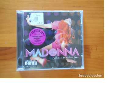 Cd Madonna - Confessions On A Dance Floor (Dr)