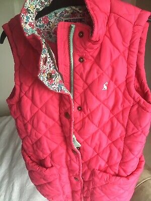 joules gilet girls age 9-10