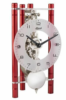 Hermle -transmission 20cm- 23025-360721 High Quality Analog Table Clock With Sch