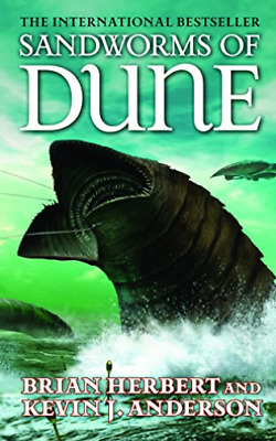Herbert, Brian/ Anderson, K...-Sandworms Of Dune BOOK NEW