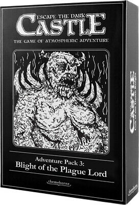 Escape the Dark Castle Genuine Sealed Themeborne Blight of the Plague Lord