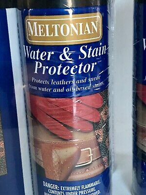 MELTONIAN  Water & Stain Protector 5.5 OZ ~ Brand New