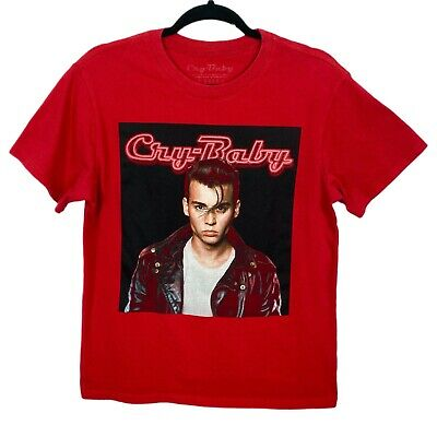 Cry Baby Movie THE DRAPES Johnny Depp Licensed Adult T-Shirt All Sizes