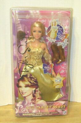 Jakks Pacific Taylor Swift Fashion Collection Doll ~ Red Carpet Ready ~ NIP VHTF