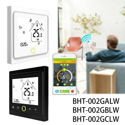 Casa Programmabili Smart Wifi Wireless Termostato Digitale Appcontrol per Alexa
