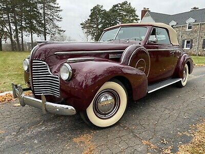 1940 Buick Special  Rare! 1940 Buick Special! Convertible!