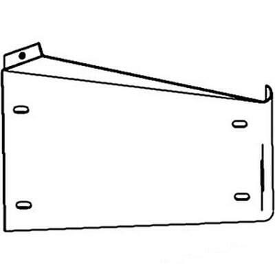Side Panel - LH Fits Massey Ferguson 285 275 255 265 532201M92