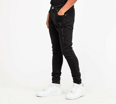Kings Will Dream Junior Luxmor Jean | Jet Black