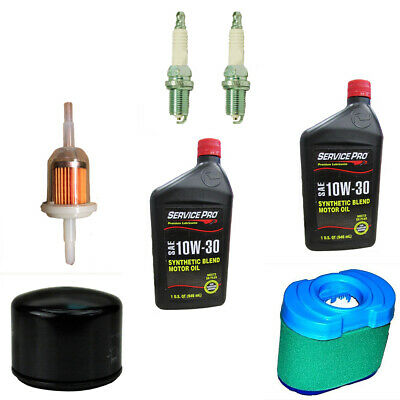 Engine Maintenance Kit for Briggs and Stratton Engine Models 792105 & 593240