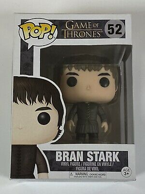 Funko Pop Vinyl Figure #52 - Game Of Thrones - Bran Stark