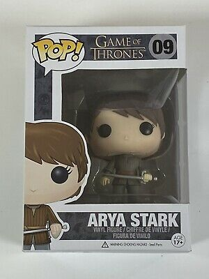 Funko Pop Vinyl Figure #9 - Game Of Thrones - Arya Stark
