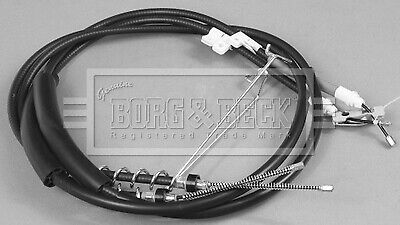 Ford Transit Connect P65 P70 P80 2002-On Box Parts PAGID Rear Handbrake Cable