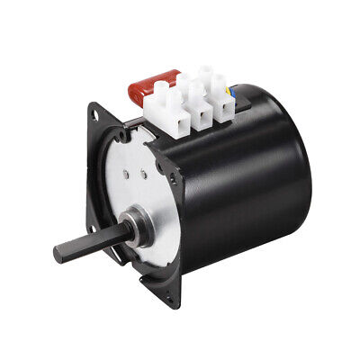B80 KTYZ AC Synchronous Geared Motor Eccentric Shafts 220V Dual Power Cutter