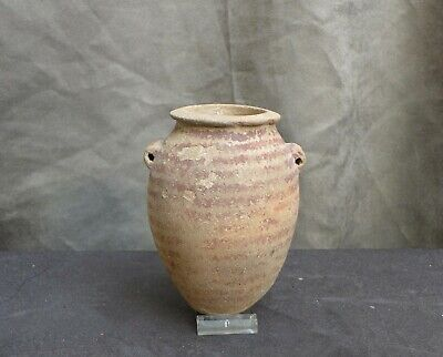 Very nice quality and RARE Pre Dynastic Naqada II. Egypt Vessel