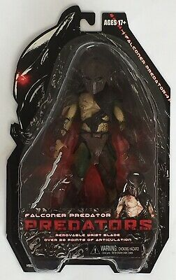 Falconer Predator Predators Brand New Action Figure By Neca