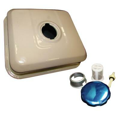 Fuel Tank Kit With Cap, Strainer and Joint for Honda GX140 GX160 GX200
