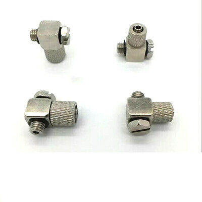 H● SMC M-5HLH-6 Hose Elbow Miniature Pipe Joint New.
