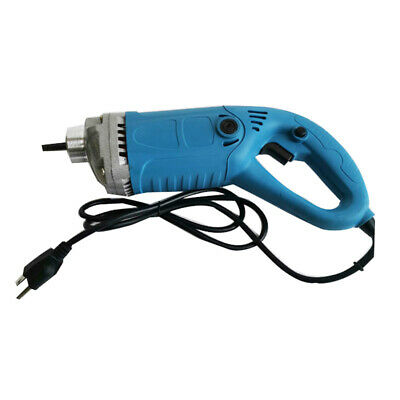 Portable Concrete Vibrator Powerful and Durable Construction Tool 110V 1300W New