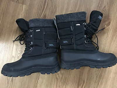 Trespass Youth Boys Juniors snow Boots size uk 4 5 6