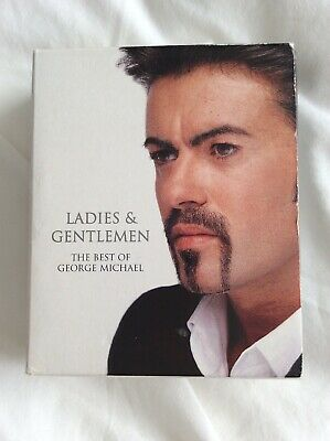 Ladies & Gentlemen The Best of George Michael 2 X Minidisc